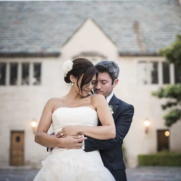 A Greystone Mansion Wedding